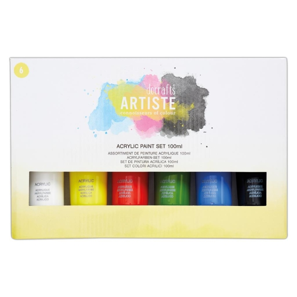 17docrafts-artiste-acrylic-paint-set-100ml
