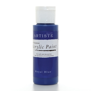 acrylic-paint-royal-blue