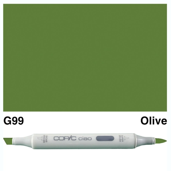 copic-ciao-olive-g99
