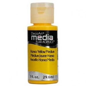 decoart-media-fluid-acrylics-hansa-yellow-medium