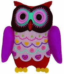 felt-craft-set-pink-owl