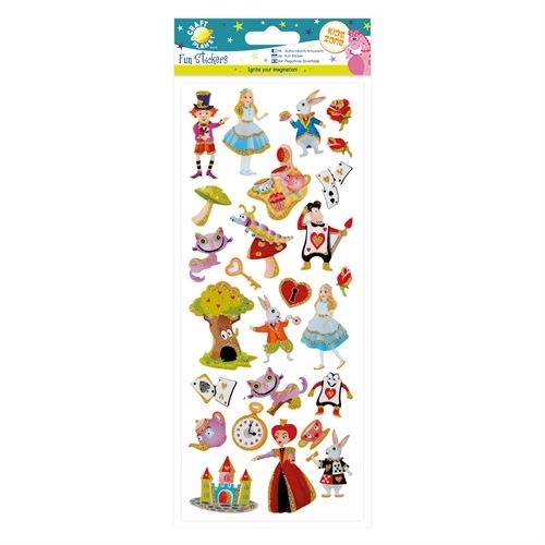 fun-stickers-alice-in-wonderland