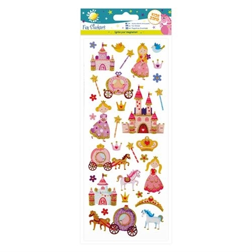 fun-stickers-princess