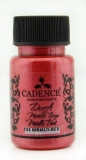 Cadence Dora Metallic Paint Red 50ml