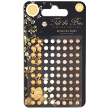 Craft Consortium Tell The Bees Special Edition Enamel Dots