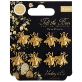 Craft Consortium Tell The Bees Special Edition Metal Charms